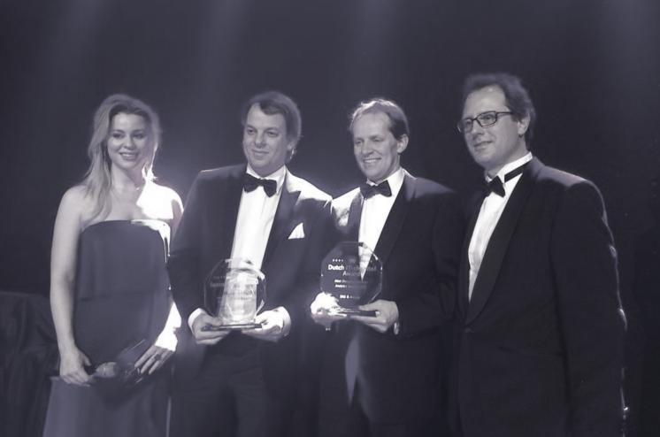 SaasNow wint award 'Most Disruptive Business Analytics Solution'