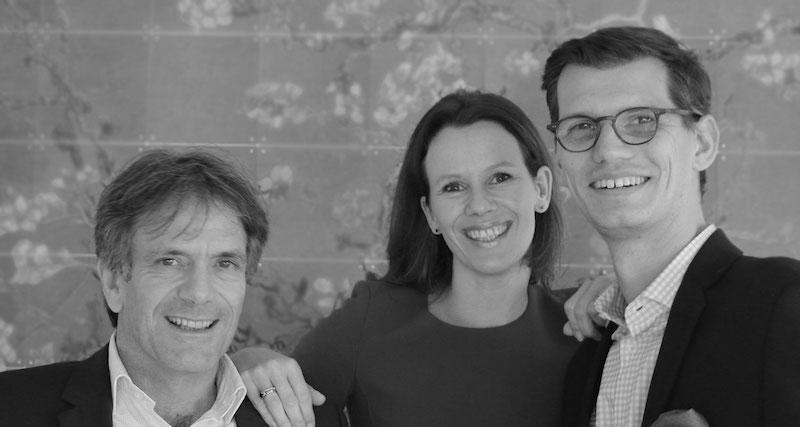 Chantal Schepers, Erik van de Nadort en Ward van Beek starten ItsaRep