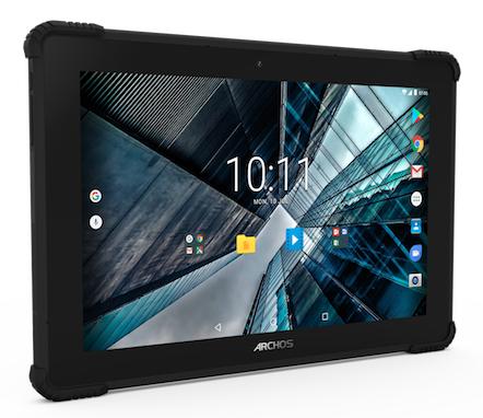 Nieuwe smartphone en tablet in de robuuste ARCHOS Sense range