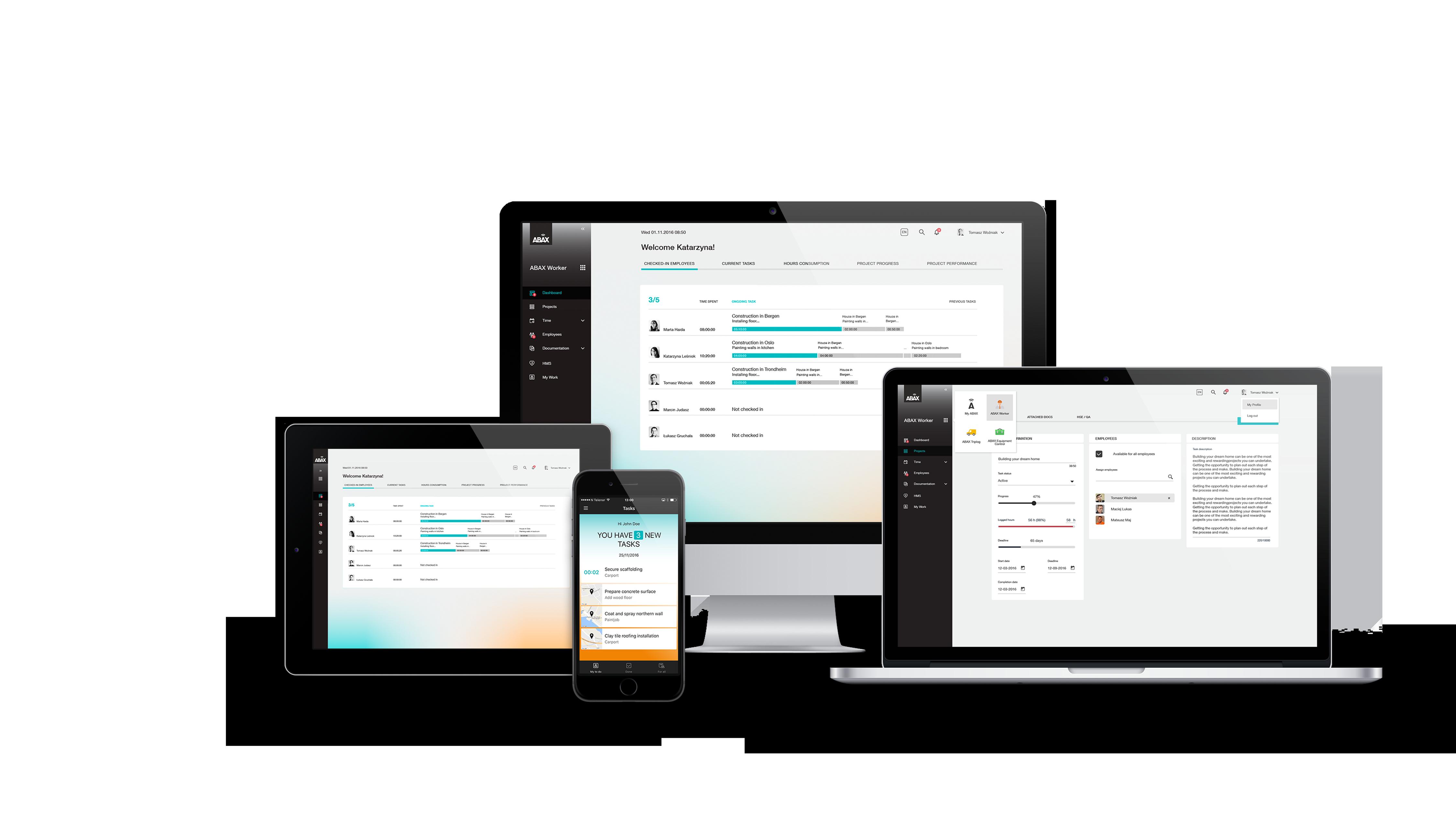 ABAX breidt portfolio uit met project management-tool ABAX Worker