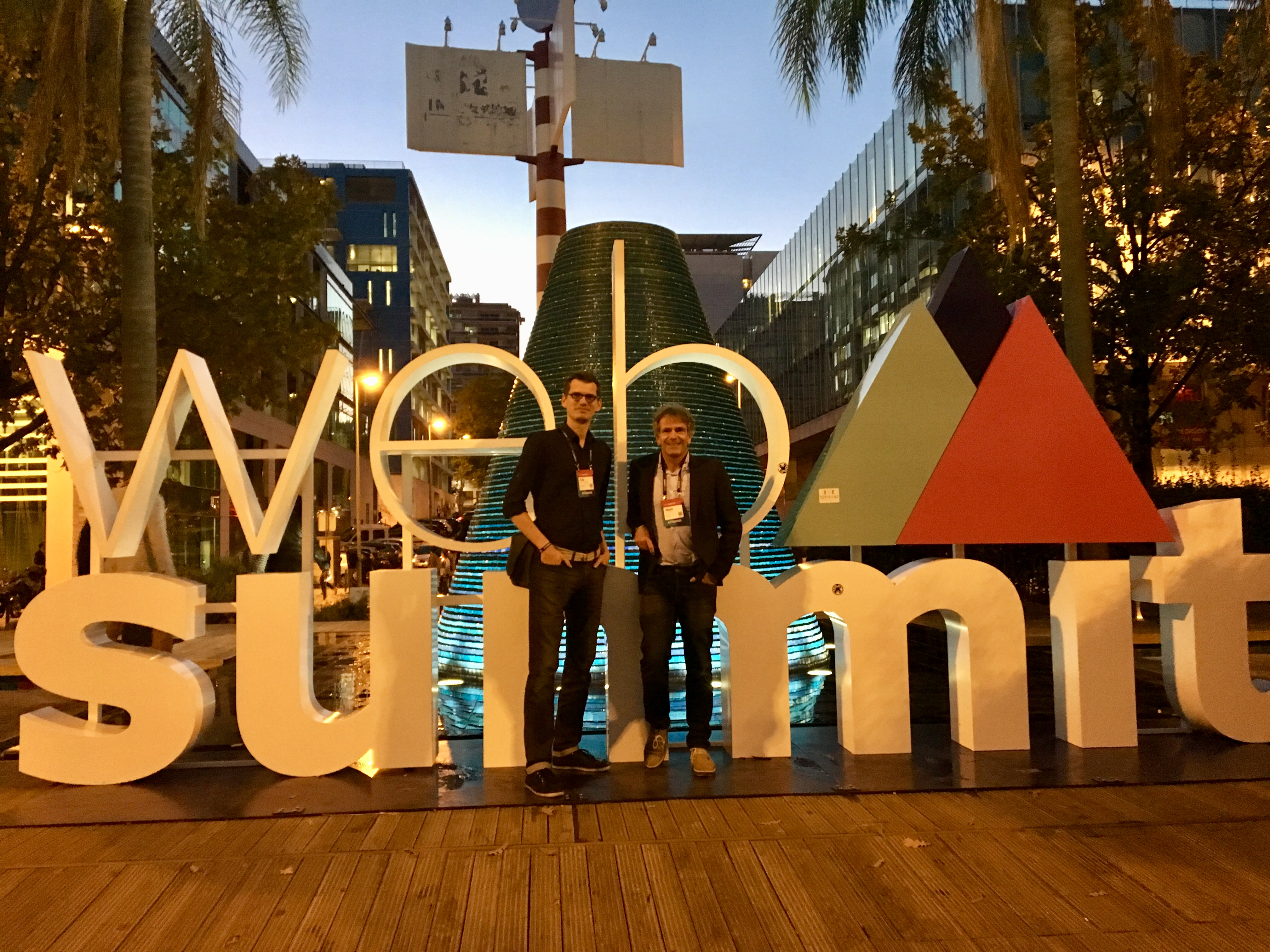 De drie take-aways van Web Summit 2017