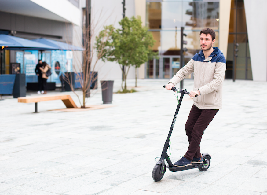 Archos introduceert de eerste Google Android scooter