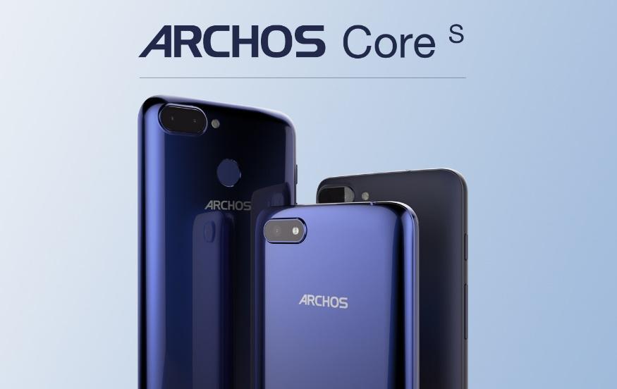 Drie nieuwe ARCHOS smartphones met randloze schermen vanaf 100 euro