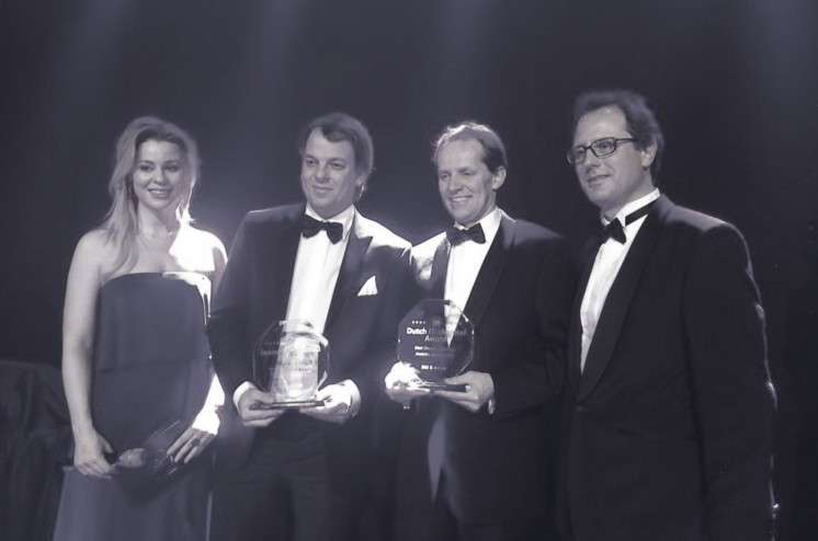 SaasNow wint award 'Most Disruptive Business Analytics Solution'