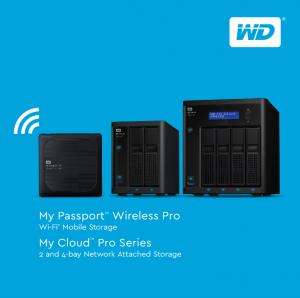 WD Pro Series