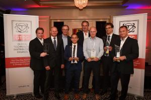 Winnaars Rising Star technologie awards
