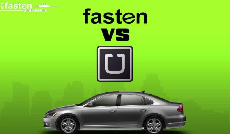 SXSW zonder Uber en Lyft, maar mét Fasten