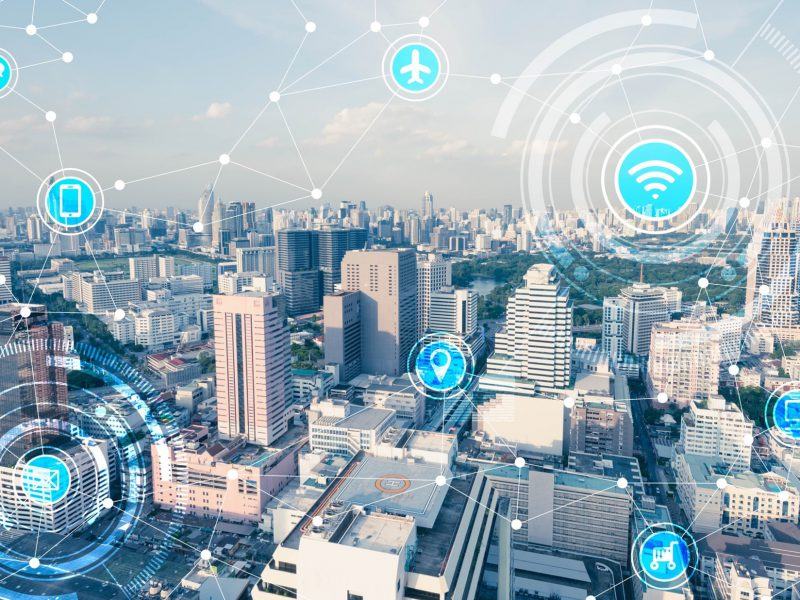 F5 ondersteunt service providers met nieuwe IoT, 5G en NFV technologie