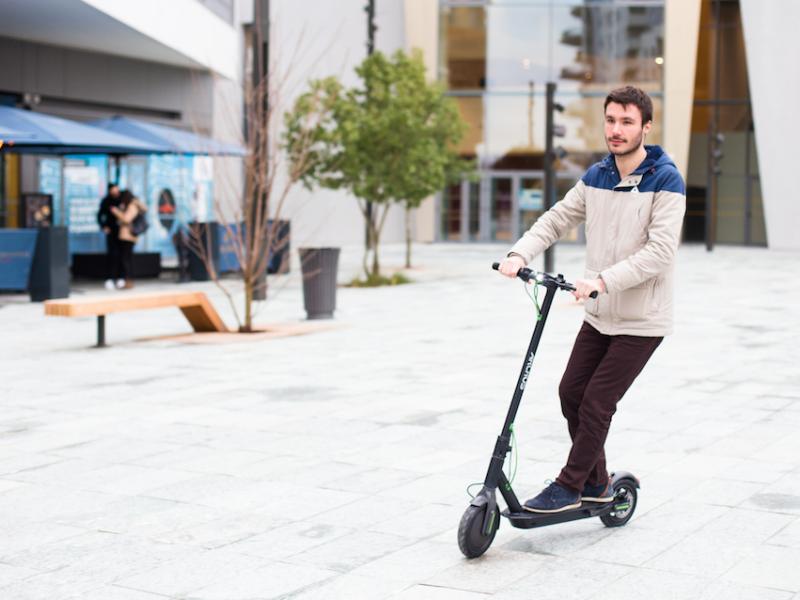 Archos introduceert de eerste Google Android scooter