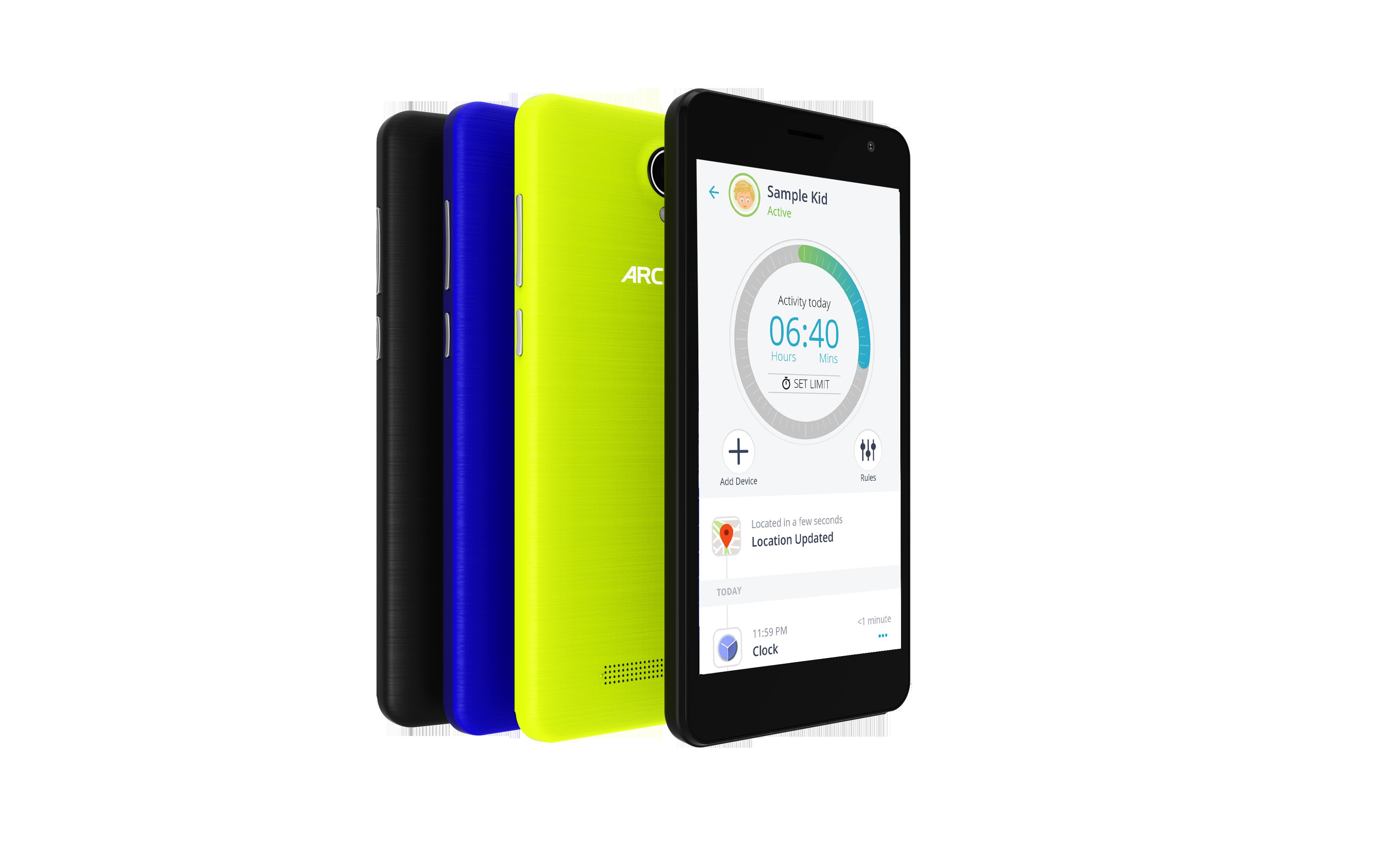 ARCHOS introduceert tablet en smartphone voor kinderen vanaf 79,99 euro
