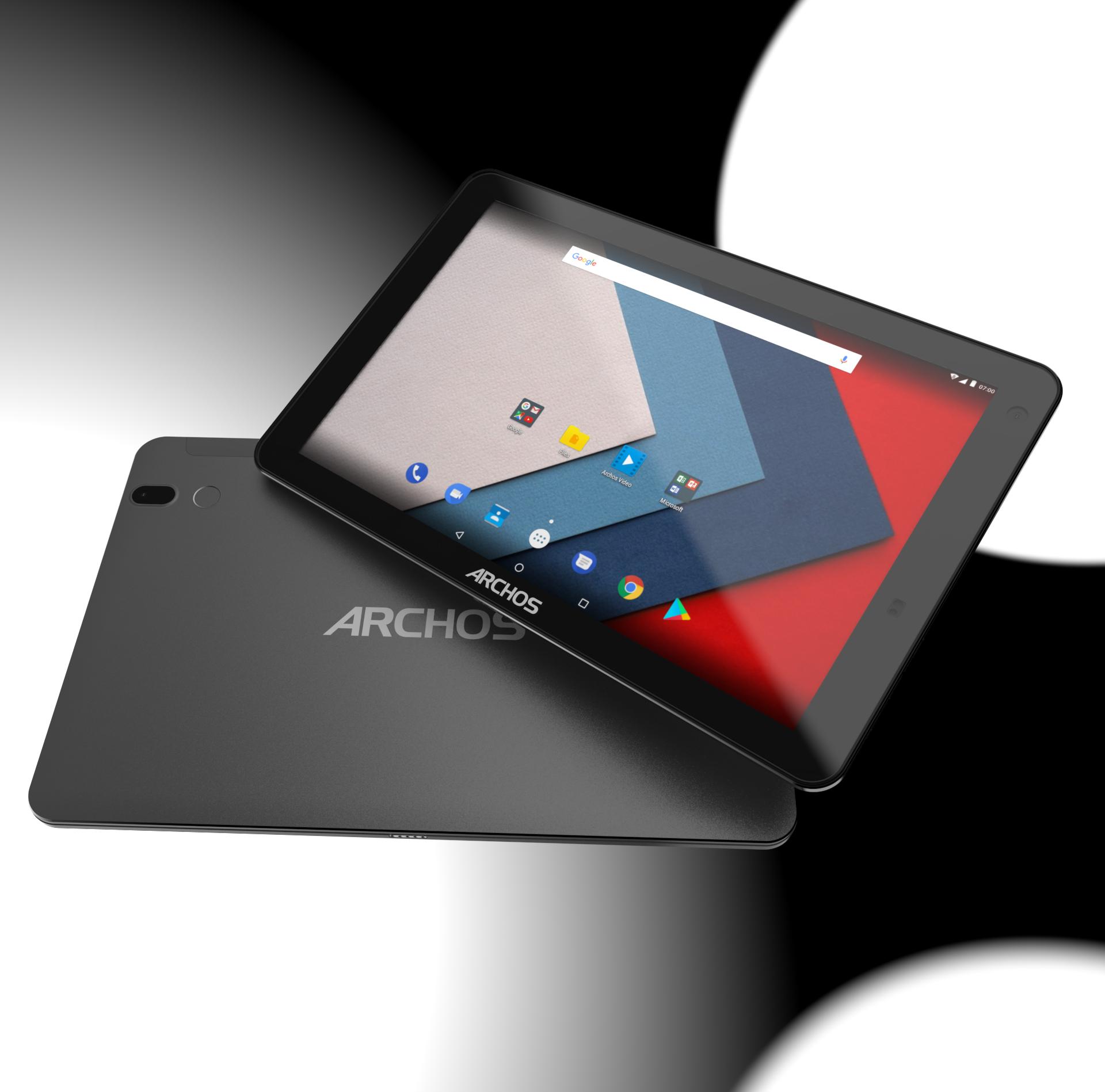Nieuwste ARCHOS Oxygen 101 S tablet voor minder dan 180 euro