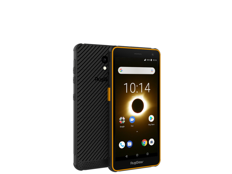 RugGear introduceert de RG650 outdoor smartphone voor dagelijks gebruik in uitdagende omstandigheden