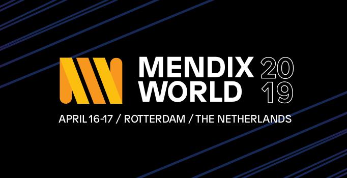 Rabobank, PostNL en DSM spreken op Mendix World 2019