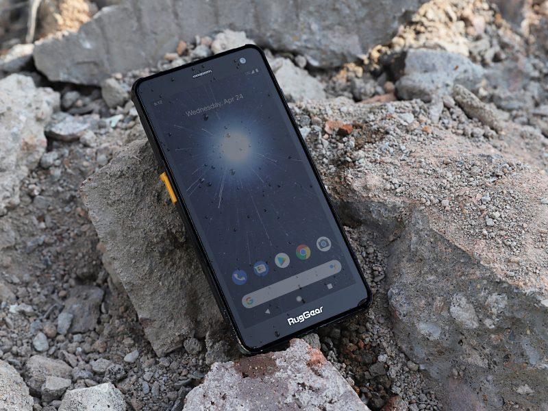 RugGear brengt eerste rugged smartphone met Android Pie naar Nederland: RG655