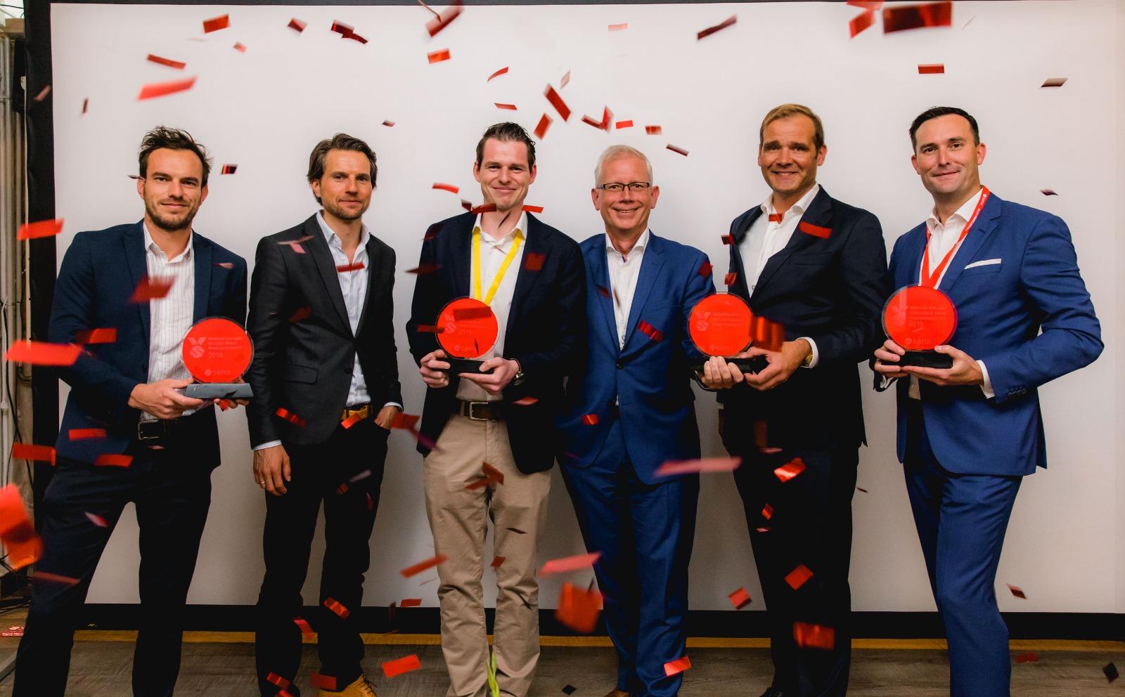 Winnaars eerste editie B2B E-commerce Awards bekend