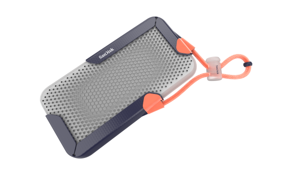 Western Digital toont op CES 2020 allereerste 8TB SuperSpeed USB 20Gbps draagbare SSD