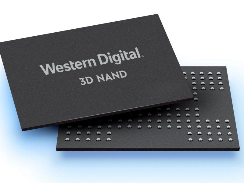 Western Digital kondigt vijfde generatie 3D NAND-technologie BiCS5 aan