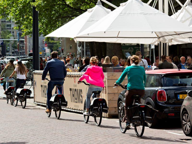 Gemeente Rotterdam versnelt registratie parkeren voor 2,5 miljoen jaarlijkse bezoekers met native mobile app van Mendix