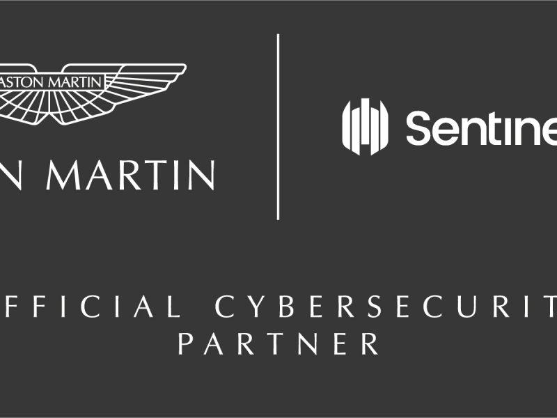 SentinelOne zet cybersecurity Aston Martin in hoogste versnelling