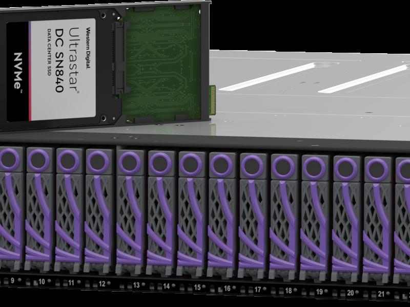 Nieuwe NVMe SSD's en NVMe-oF-oplossingen van Western Digital bieden de basis voor toekomstgerichte agile data-infrastructuren