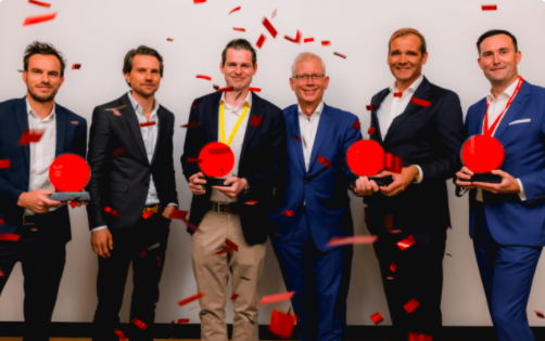 Nominaties internationale B2B E-commerce Awards bekend