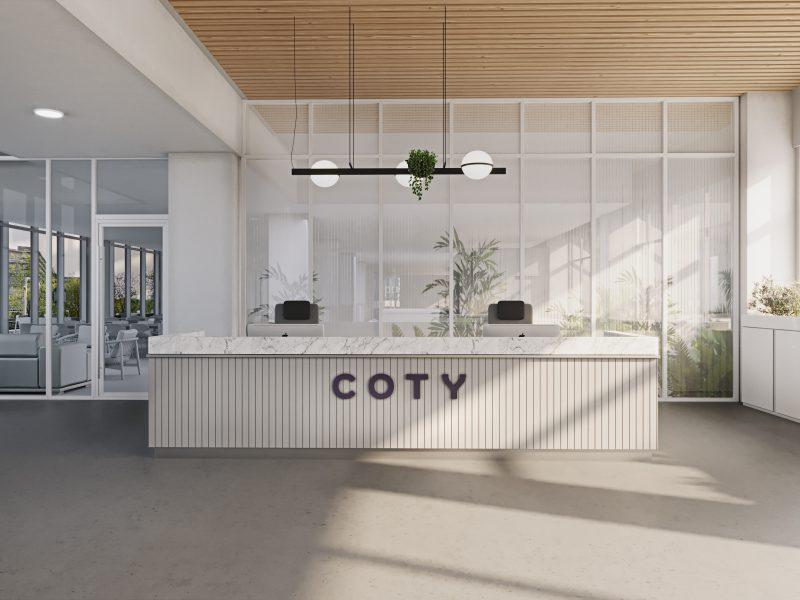 Unispace ontwerpt en verbouwt nieuwe Amsterdamse hoofdkantoor van COTY tijdens corona-crisis