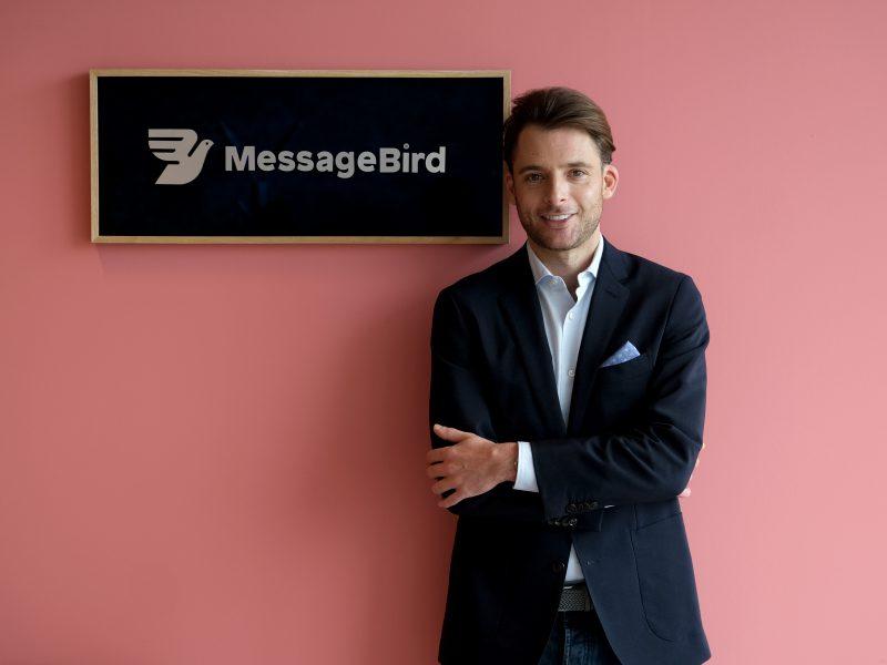 MessageBird haalt 200 miljoen dollar op