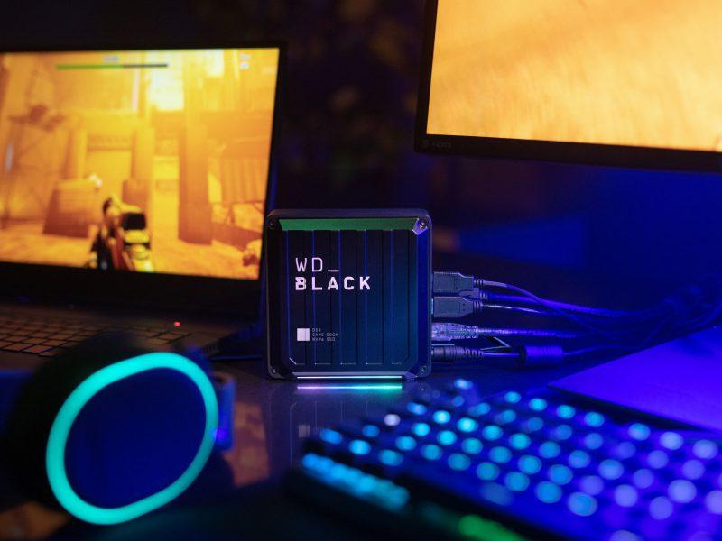 Western Digital introduceert nieuwe WD_BLACK SSD's om gaming-ervaring te maximaliseren
