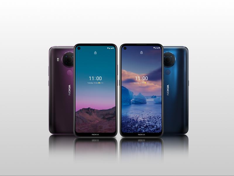 HMD Global voegt nieuwe Nokia smartphone toe aan zijn 5-serie