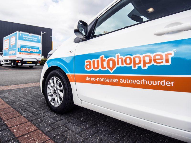 Autohopper ontwikkelt app om franchisenemers meer inzicht te geven in verhuurproces