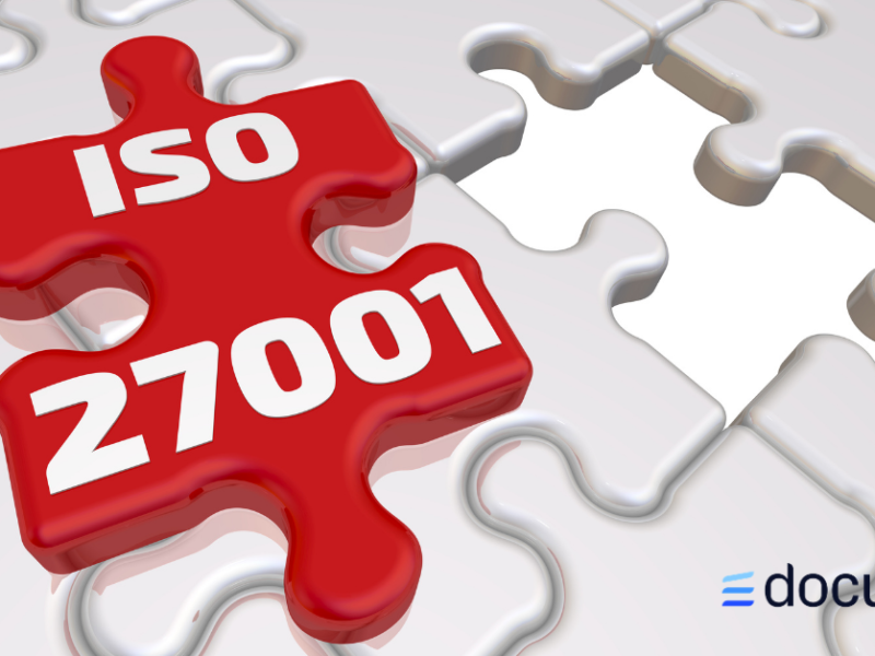 Doculayer.ai behaalt ISO 27001-certificering